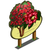 Red Rocket Crape Tree Mastery Sign-icon