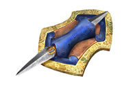 Buckler Blade-dw7-dlc