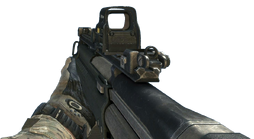 KSG 12 Holographic Sight MW3