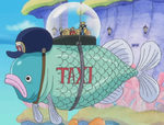 Taxi de Pescado