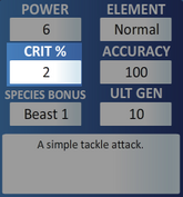 Crit Chance