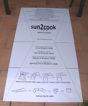 Sun2Cook 1, 1-25-12
