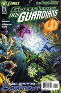 Green Lantern New Guardians Vol 1 5
