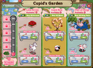 Cupid's Garden Inside