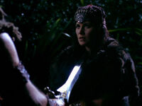Xena gives Solan away