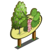 European Aspen Tree Mastery Sign-icon