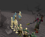 While Guthix Sleeps cutscene old
