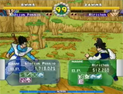 MysticGoanVsYardratGoku(SDBZ)