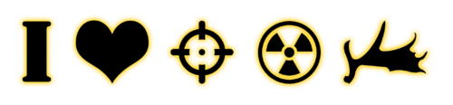 Strategic Nuclear Moose- Pictogram- PNG2- No Background