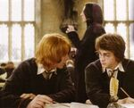 Harry-Ron-Snape