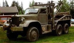Diamond T Wrecker 1941
