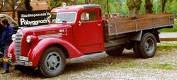 Diamond T Truck 1937