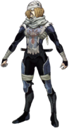 Sheik Artwork (Twilight Princess)