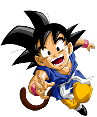 Goku SA17 saga