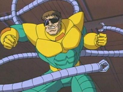 Doctor Octopus Villains Wiki Villains Bad Guys Comic