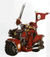 Red Templars Biker