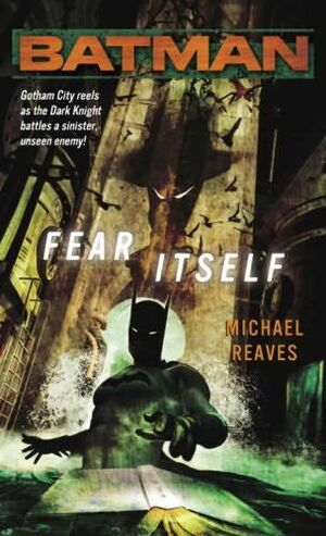 Cover for Fear Itself #