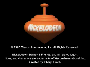 Nickelodeon Logo From adventure bus