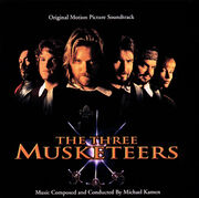 Three Musketeers Soundtrack
