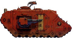 Exorcists MKV Land Raider