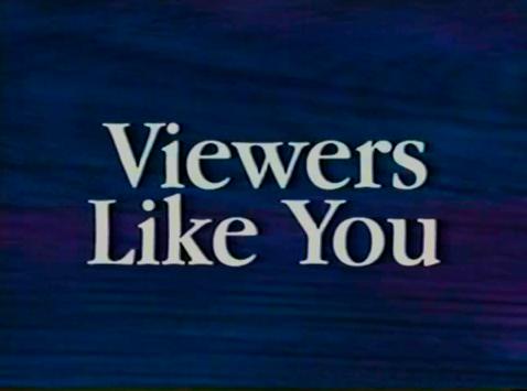 PBS: CPB/Viewers Like You ID (1996)