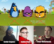 Angry Birds Developers
