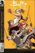 Buffy the Vampire Slayer Season Eight Vol 1 2-B