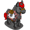 Black Rose Mini Horse-icon