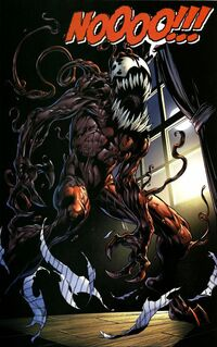 Gwendolyne Stacy (Clone) (Earth-616) as Carnage