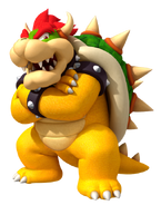 Bowser Mario
