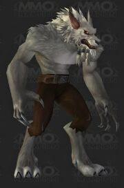 Genn Greymane in SW Keep
