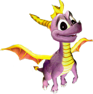 Spyro 1 - Jump