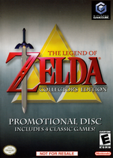 Legend of Zelda Collector's Edition (NA)