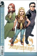 Buffy the Vampire Slayer Season Eight Vol 1 4-B
