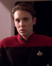 Wesley Crusher, 2368