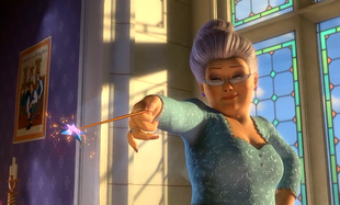 Fairy Godmother Shrek 2 (3)