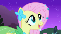 "Fluttershy singing ""all the creatures"" S1E26"
