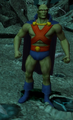 Martian Manhunter JLH 001