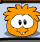 Orange puffle new look