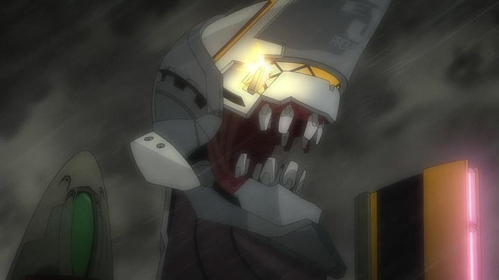 Berserk Mode - Neon Genesis Evangelion Wiki  Berserk Mode - ...