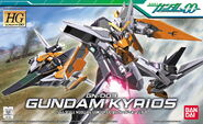 Gundam Kyrios Model