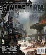 Game Informer cover aug 2009