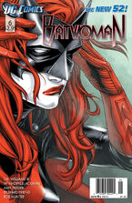 Batwoman Vol 1-6 Cover-1