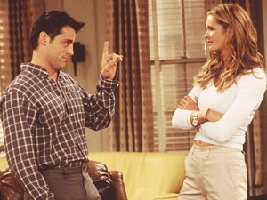 Joey and Janine
