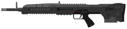 M620 Light Machine Gun