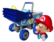 MKPC Baby Mario