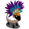 Headdress Ewe-icon