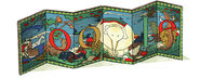 Google Ito Jakuchu's 296th Birthday