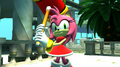 Sonic Generations VS Amy
