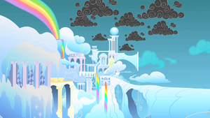 Cloudsdale weather factory S1E16